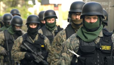 Война с наркотиками сделала полицию более жестокой