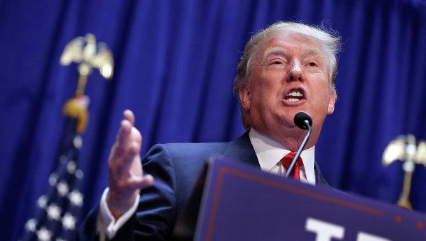 Дональд Трамп может стать фаворитом сторонников легализации