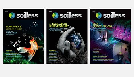 Архив журнала Soilless Magazine