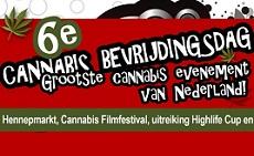 15.06.2014 Cannabis Liberation Day 2014, Амстердам