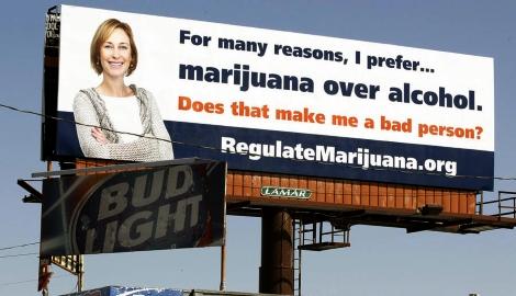 Как американцы отстаивают своё право на дым