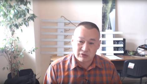 Видео: Новости от Николая Горшкова