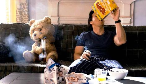 Кино: Третий лишний (Ted)