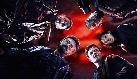 Сериал: Пацаны (The Boys)