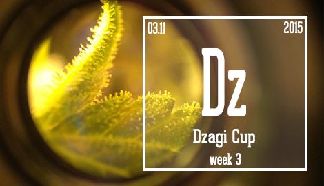 Новости DzagiCup'15. Неделя 3. Рекордная