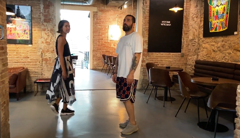 Видео: Интервью с основателем каннабис-клуба «HQ»