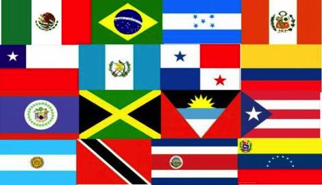 Каннагеография: Латинская Америка