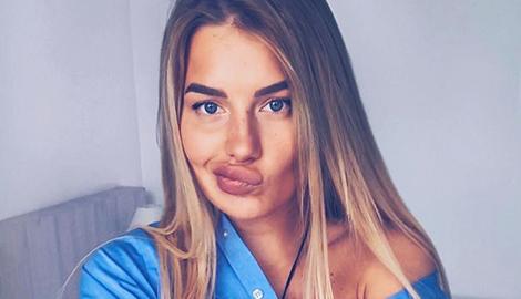 В Беларуси модель отправили в тюрьму за 1 грамм mj