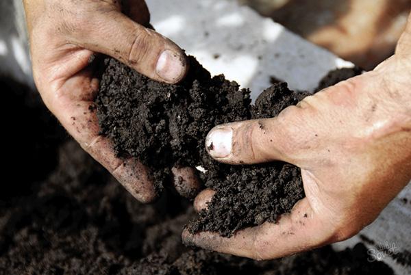 Как смешивать землю?