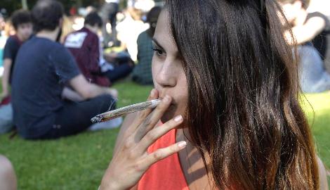 Во Франции зафиксировали рост потребления марихуаны