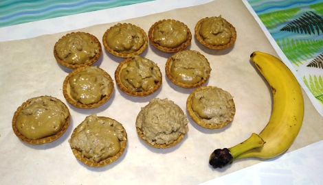 КаннаКухня: Банановый Пудинг