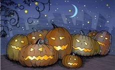 Будьте бдительны!!! Хэллоуин на пороге!!!