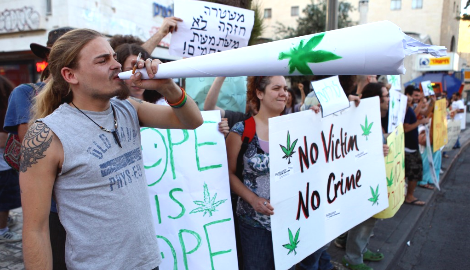 Израиль в шаге от легализации каннабиса для отдыха