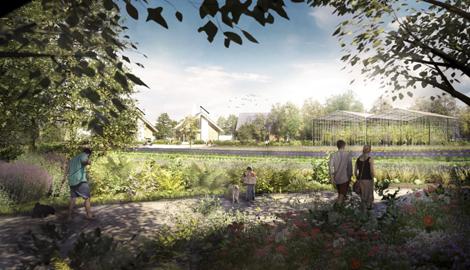 В Нидерландах построят высокотехнологичную деревню