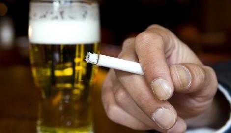 Табак и алкоголь - самые опасные наркотики по мнению ученых