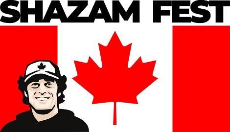 Конкурс ! Выиграй поездку на Shazam fest в Канаду!