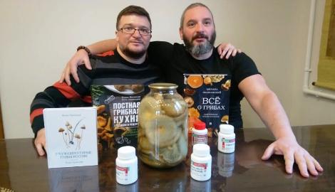 Видео: Михаил Вишневский о пользе грибов