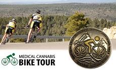 Medical Cannabis BikeTour