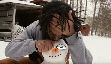 Как сделать бонг из Снеговика