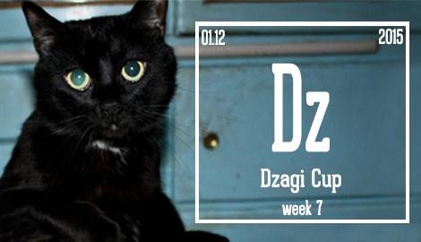 Новости DzagiCup'15. Неделя 7. Урожайная