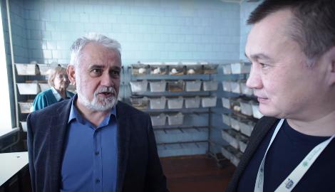 Видео: Бизнес План, 2й сезон 5я серия (GORSHKOFFTV)
