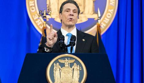Нью-Йорк готовится к легалайзу, несмотря на коронавирус