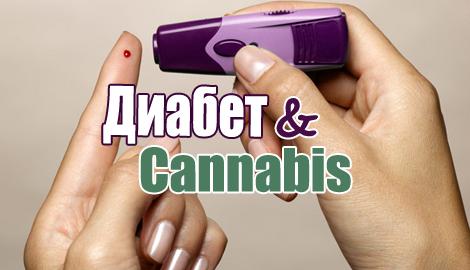 Об употреблении марихуаны и сахарном диабете