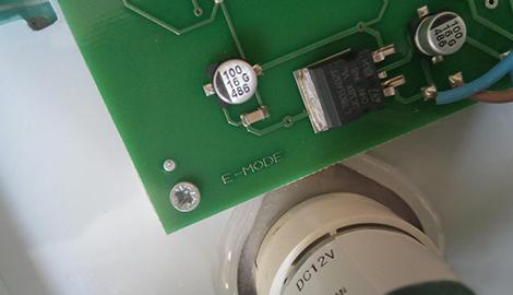 Распаковка и мини-обзор растворного узла от E-mode
