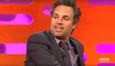 Видео: Марк Руффало рассказывает о том, как на сцене обкурился