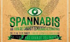 11, 12, 13 марта: Spannabis 2016
