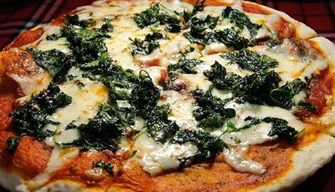 В Италии предлагают пиццы с mj