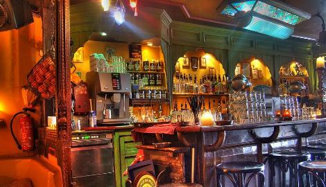 Видео: Экскурсия по кофешопу Green House в Амстердаме. Памяти Франко Лоя
