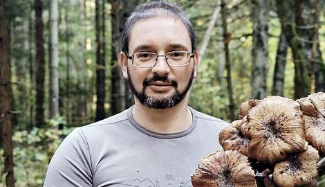 Лекция: Михаил Вишневский о грибах