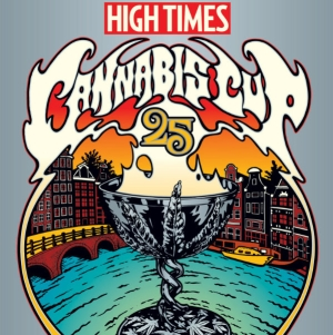 Отчет о 25-м High Times Cannabis Cup