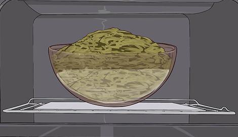 Декарбоксилирование в духовке и двухэтапный харвест
