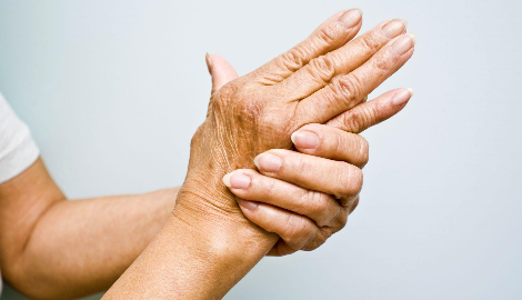Каннабис помогает бороться с артритом