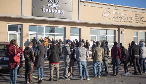 В Сан-Франциско разрешили во время карантина продавать медицинскую марихуану