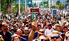 Hanfparade в Берлине