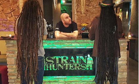 StrainHunters: Добро пожаловать в клуб!