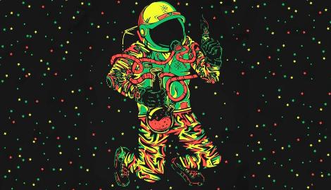 Полетели в Космос!