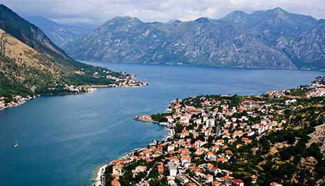 Полиция Черногории нашла на побережье 1,3 тонны mj