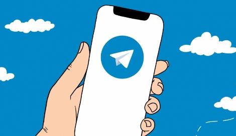 Telegram дает возможность пользователям скачать свои данные