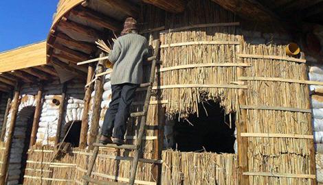 Как семья из 5 человек построила эко-ферму