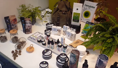 Видео: CBD в Австрии (Mr.GrowChannel)
