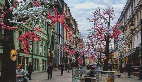 """Фестиваль """"Московская весна 2016"""""""