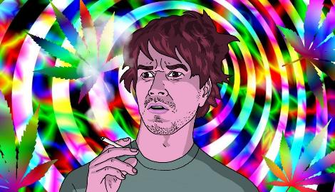 Ученые выяснили, почему некоторые люди видят галлюцинации после марихуаны