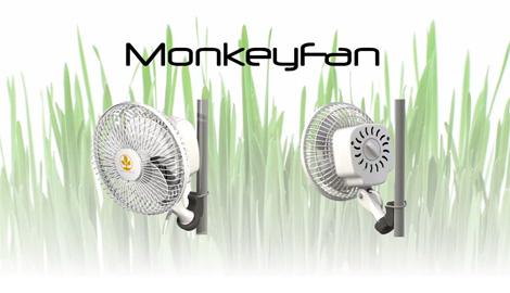 Обдув с Monkey Fan