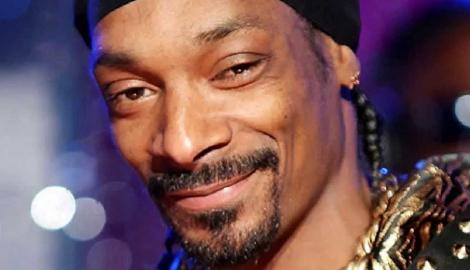 Snoop Dogg выкурил блант у Белого Дома