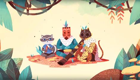 Видео: Музыка для хорошей пятницы