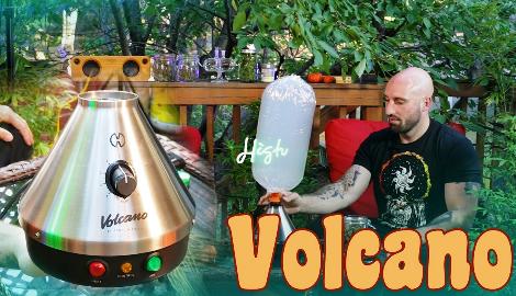 Видео: Вапорайзер VOLCANO (ToroПЫХ)